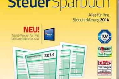 WISO Steuer-Sparbuch 2015  Version: Download