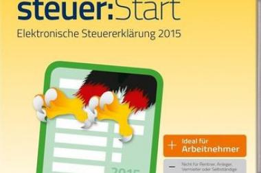 WISO steuer:Start 2016 (für Steuerjahr 2015)   Version: Download