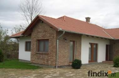 Wohnhaus bei Platte-See in Ungarn