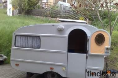 Wohnwagen QUEK JUNIOR zu verkaufen