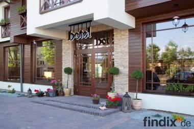 Wunderschöne Hotel in Polen zu verkaufen