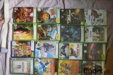 Xbox360 spiele(fast neu) günstig zu verkaufen,tausch möglich!!