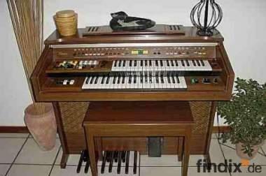 Yamaha  elektro orgel  B 75, Orgel