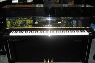 Yamaha Klavier Piano Silent B2 schwarz poliert