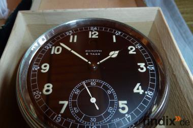 Zenith Bordchronometer mit 8-Tage Werk