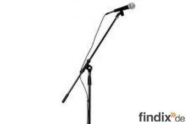 Zu Vermieten !!  Mikrofon mit Ständer & Yamaha Verstärker