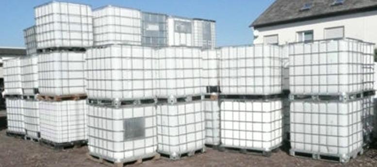 Top 1000 Liter Wassertank (8), Tank z.B.Regentank. - 864100 &HO_14
