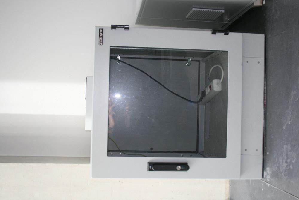 19 zoll serverschrank von apranorm 807442. Black Bedroom Furniture Sets. Home Design Ideas