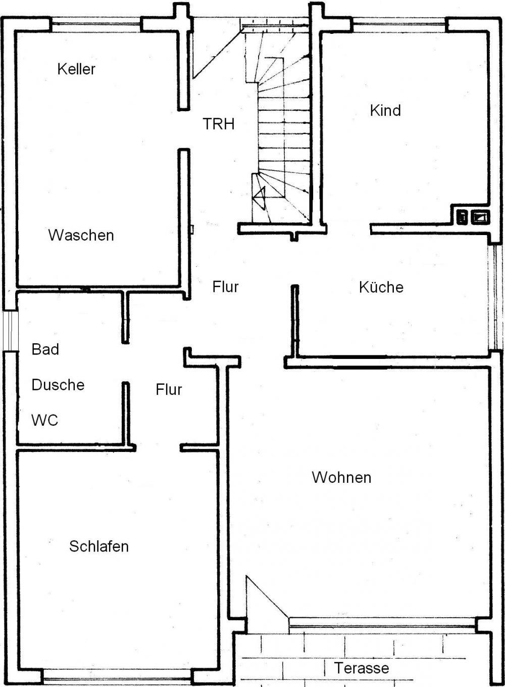 3 Zimmer Erdgeschosswohnung In Elz Zu Vermieten 473827