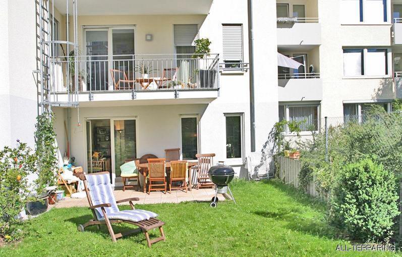ALL-TERRARING: Exklusive 4-Zimmer-Luxus-Wohnung mit Garten ...