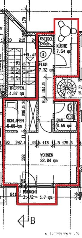 all terraring perfekt und g nstig wohnen in pasing s e. Black Bedroom Furniture Sets. Home Design Ideas