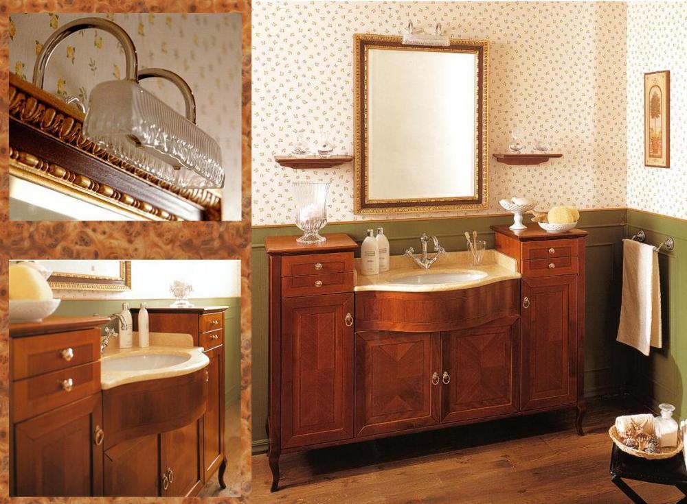 antik wei es badm bel old line 829110. Black Bedroom Furniture Sets. Home Design Ideas