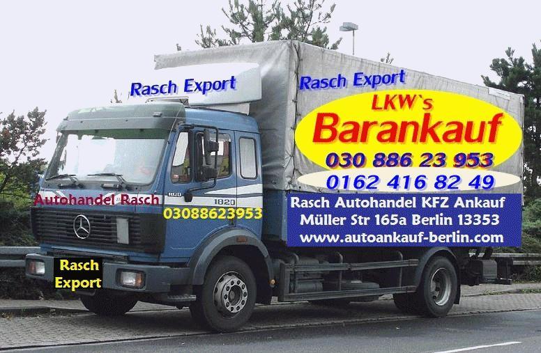 autos ankauf pkw lkw bus transporter pick up s gel ndewagen 806993. Black Bedroom Furniture Sets. Home Design Ideas