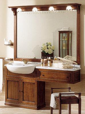 Badezimmerschrank Im Landhausstil   855620