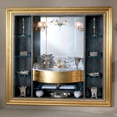 badm bel im bilderrahmen 855446. Black Bedroom Furniture Sets. Home Design Ideas