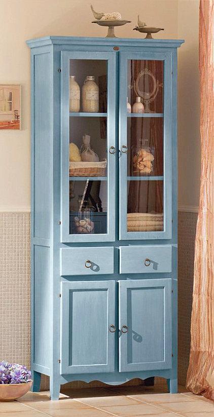badschrank in blau gr n oder nussfarben 845225. Black Bedroom Furniture Sets. Home Design Ideas