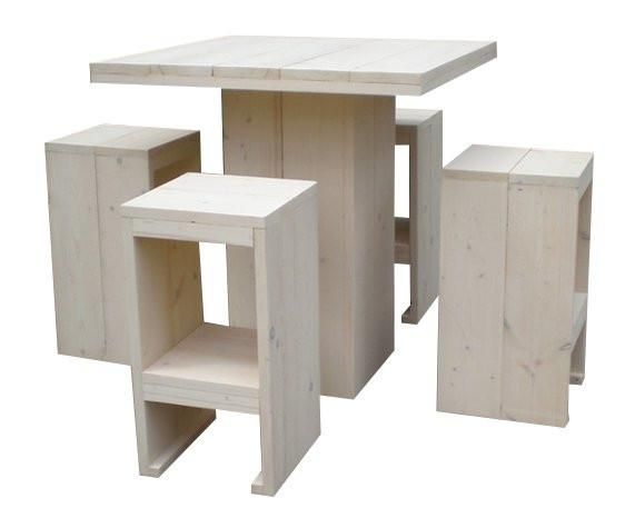 barm bel esstisch gartenset gartenm bel bauholz 832581. Black Bedroom Furniture Sets. Home Design Ideas
