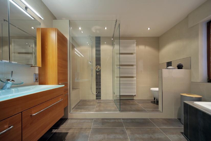 umbau eines bades m belideen. Black Bedroom Furniture Sets. Home Design Ideas