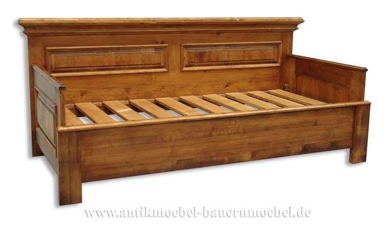 bet 26 g bett g stebett bettsofa landhausstil 221633. Black Bedroom Furniture Sets. Home Design Ideas