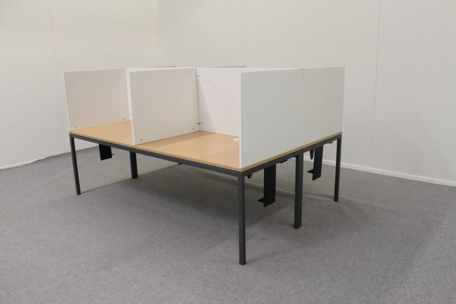 callcenter insel f r 4 personen f r nur fr 990 884654. Black Bedroom Furniture Sets. Home Design Ideas