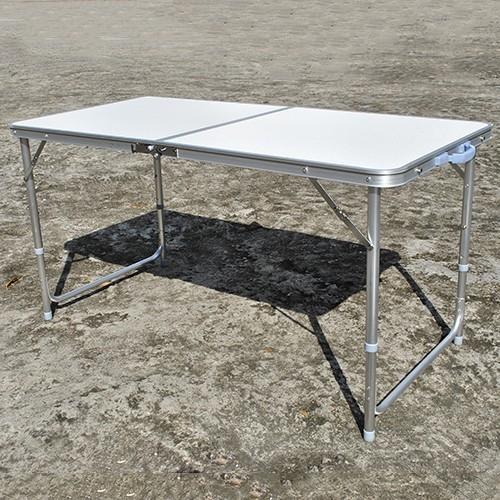 Campingtisch Alu Klappbar.Campingtisch Klappbar Alu Höheinstellbar Gartentisch