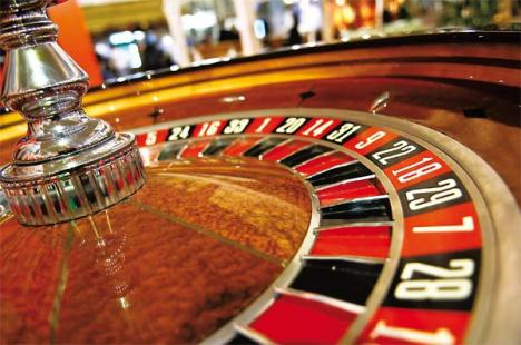 black jack roulette