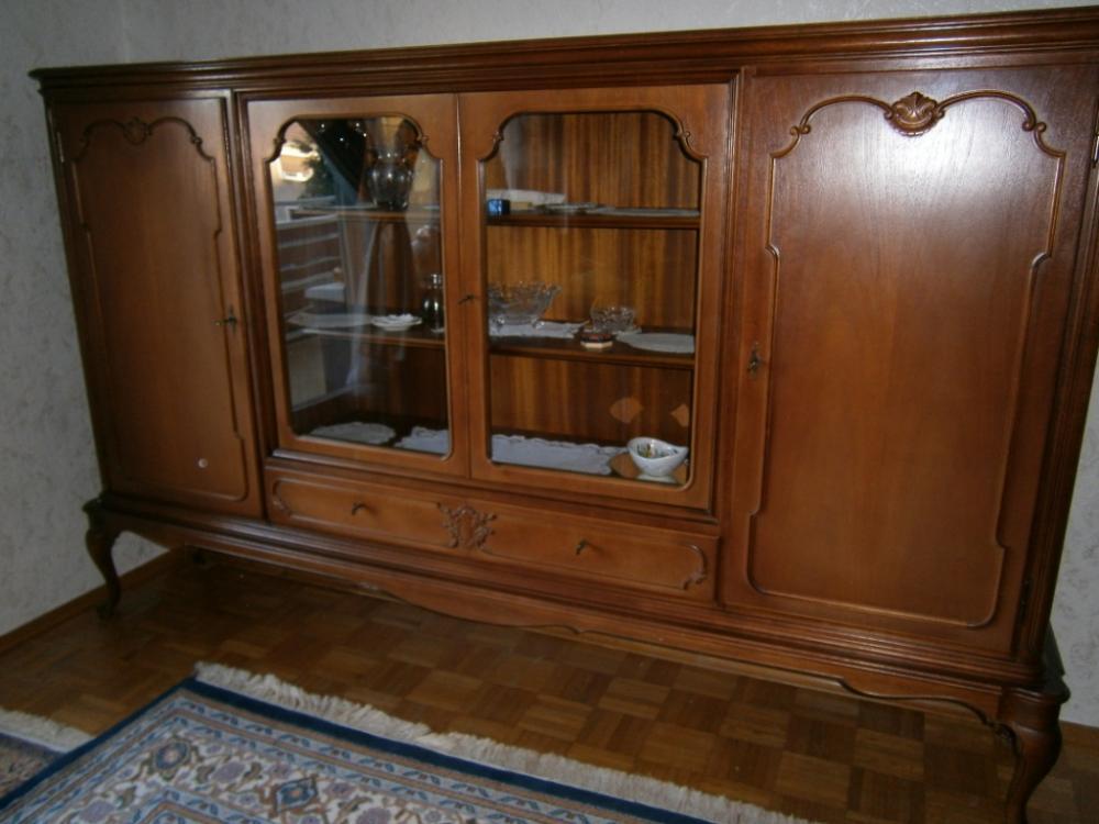 chippendale wohnzimmerschrank anrichte sideboard. Black Bedroom Furniture Sets. Home Design Ideas