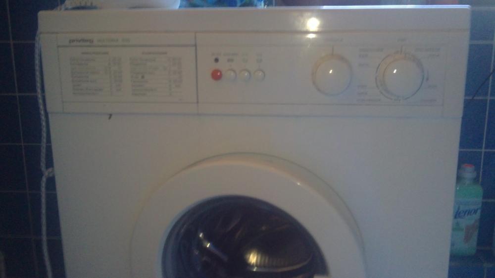 Defekte privileg waschmaschine 624861