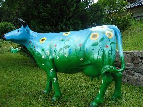 Dekoration Kuh Tiere 795344