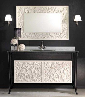 designer badm bel vintage flowers 828248. Black Bedroom Furniture Sets. Home Design Ideas