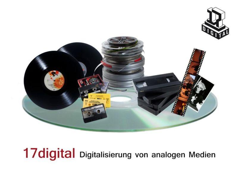 digitalisierung von videos vhs vhs c dv minidv hi8 829877. Black Bedroom Furniture Sets. Home Design Ideas