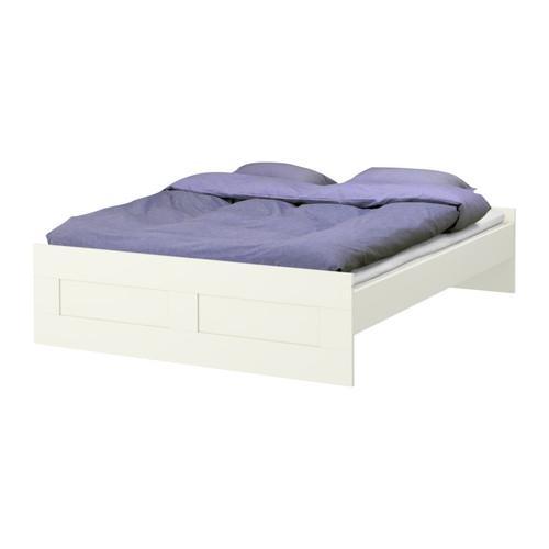 doppelbett brimnes 140x200 878250. Black Bedroom Furniture Sets. Home Design Ideas
