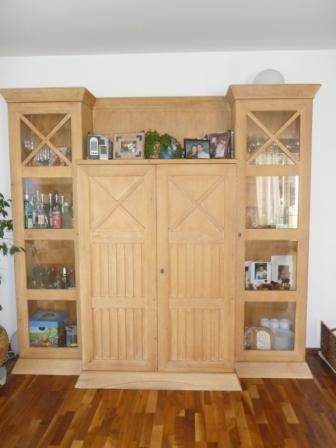 echtholz pinien m bel 205742. Black Bedroom Furniture Sets. Home Design Ideas