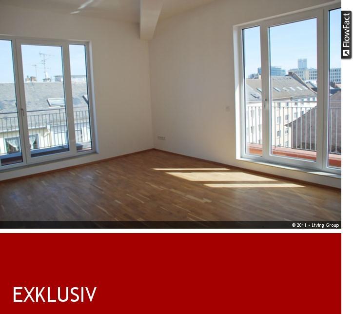 erstbezug nach sanierung charmante 3 zimmer loft wohnung mit balkon skylineblick 437879. Black Bedroom Furniture Sets. Home Design Ideas