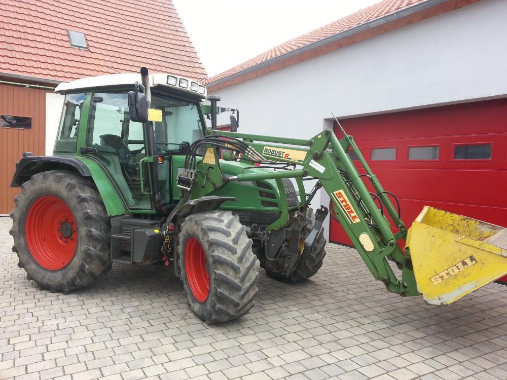 Fendt farmer 309 c frontlader 891072