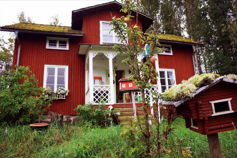 ferienhaus am see schweden 4 bis 5 pers eigene angelboote 851183. Black Bedroom Furniture Sets. Home Design Ideas
