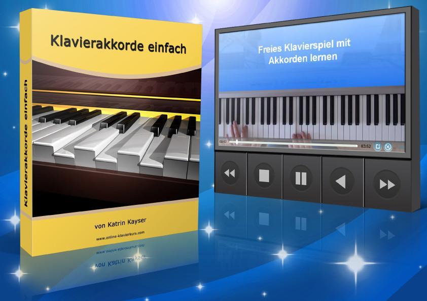 frei klavier spielen lernen mit akkorden 876722. Black Bedroom Furniture Sets. Home Design Ideas