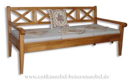 bet 20 g g stebett bettsofa landhausm bel massiv 221599. Black Bedroom Furniture Sets. Home Design Ideas