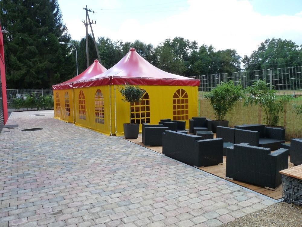 Gewichte Zelt Pavillon : Ganzjahreszelt gartenzelt pavillon unterstand