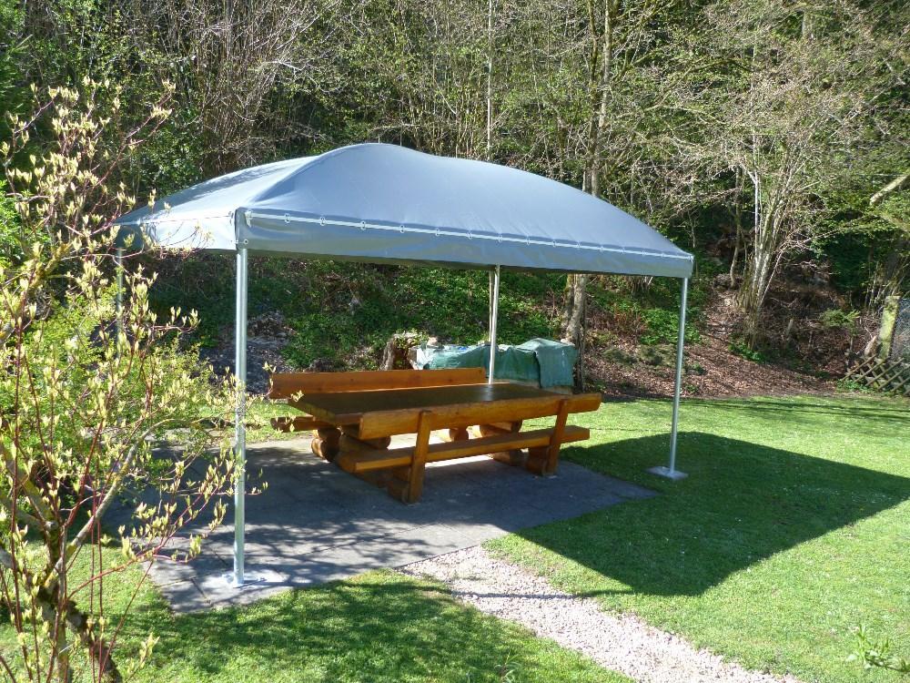 gartenzelt gartenzeltgartenpavillon pavillonganzjahreszelt ab fr 1000 863090 mieten karlsruhe