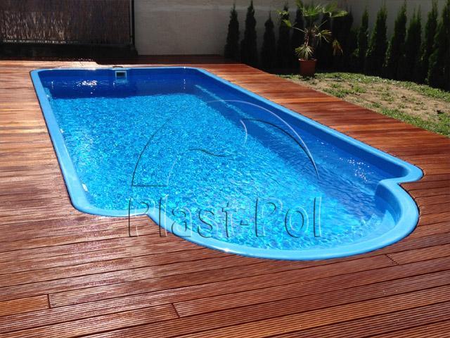 Gfk Schwimmbecken 5,00x3,00x1,50 Pool,Einbaubecken,komplett Set - 852996