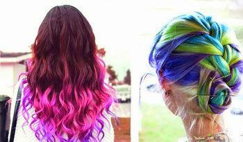 hot huez temporary hair chalk haarkreide t nung f rben. Black Bedroom Furniture Sets. Home Design Ideas