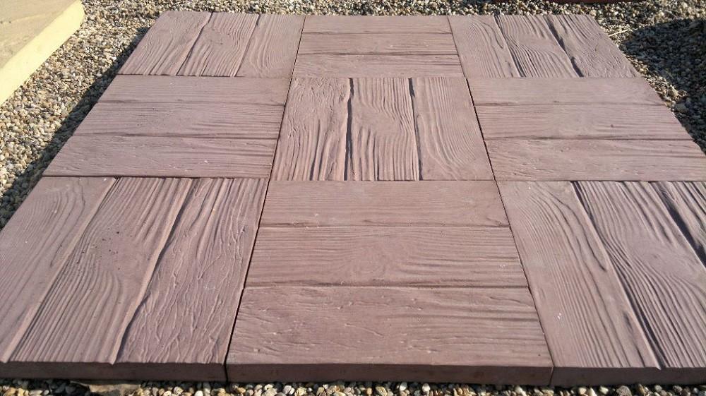 imitation Holz beton produkt