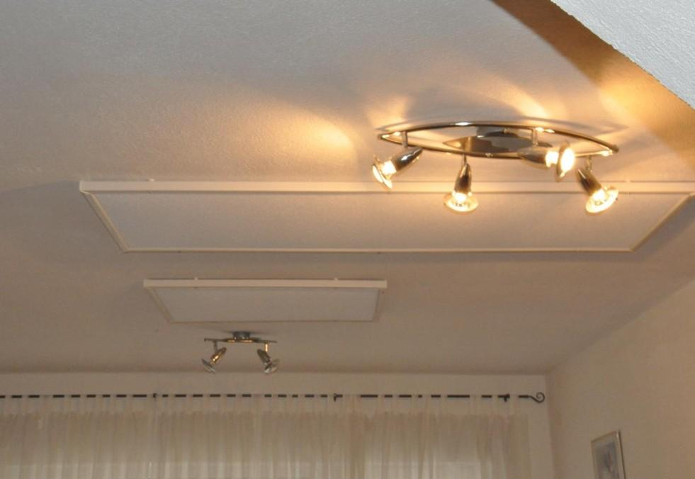 infrarot heizung 828258. Black Bedroom Furniture Sets. Home Design Ideas