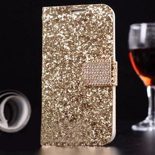 Iphone 5s Hülle Gold Schweiz Luxus Strass Case 877077