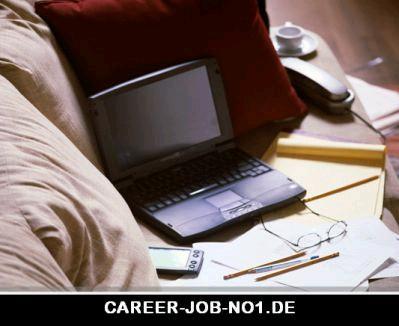 internet job von zuhause