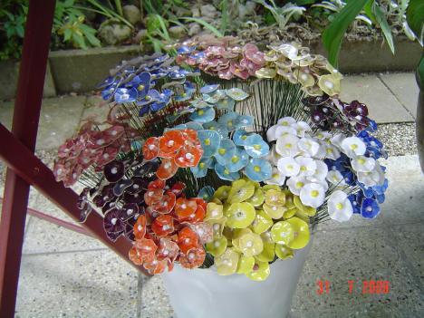 Keramikblumen 219231