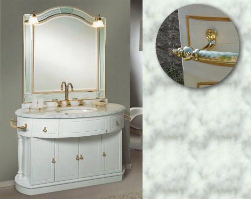 Badezimmermöbel Klassisch klassisches badmöbel venedig 855333