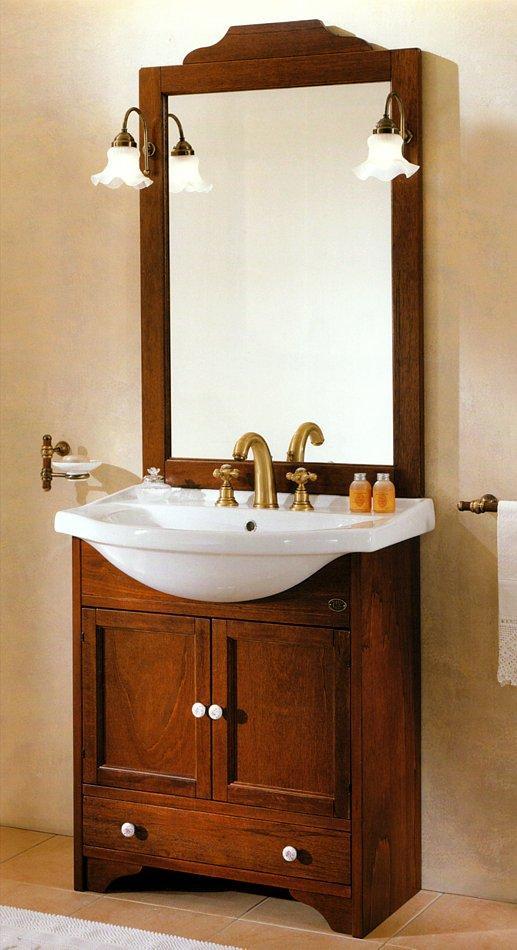 kleines badmöbel 75 cm breit - 836397, Hause ideen