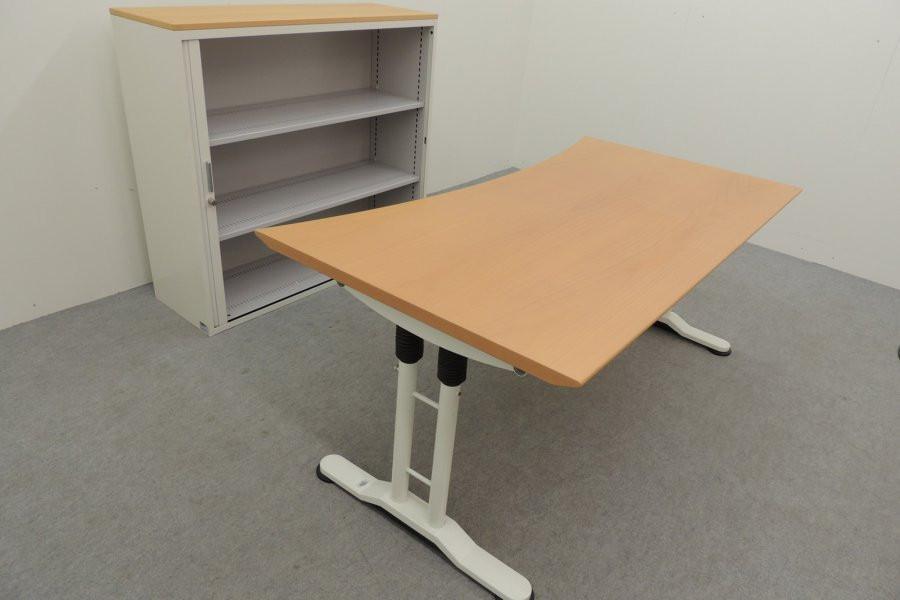 Kombination Ergodata Tisch Und Lista Rollladenschrank 885290